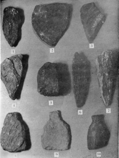 America's Stonehenge - Native American Stone Quarrying Tools